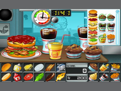 Screenshot Burger © play.google.com