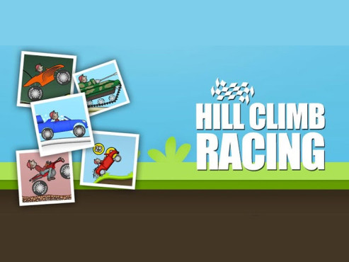 Screenshot Hill Climb Racing © play.google.com