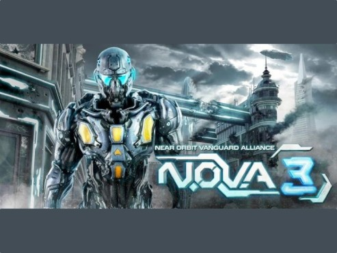 Screenshot N.O.V.A. 3 © play.google.com