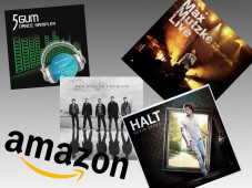 Gratis-MP3s bei Amazon downloaden © Amazon