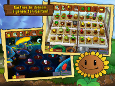 Plants vs. Zombies&nbsp;&copy;&nbsp;Apple, PopCap