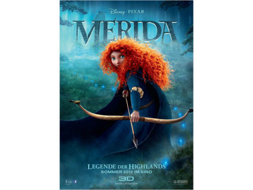 Merida - Legende der Highlands © Pixar