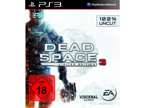 Dead Space 3 – Limited edition © Electronic Arts