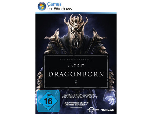 The Elder Scrolls V – Skyrim – Dragonborn © Bethesda