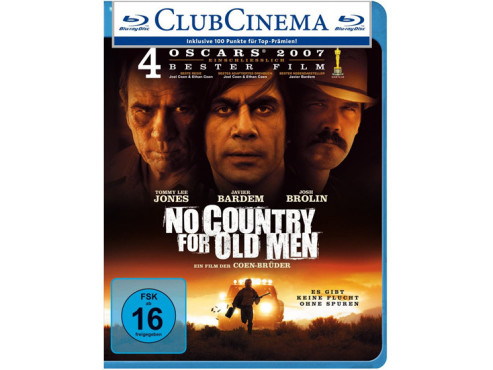 """No Country For Old Men"" auf Blu-ray für 8,90 Euro © Amazon"