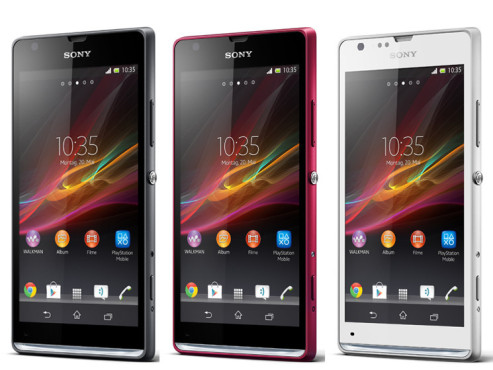 Sony Xperia SP © Sony
