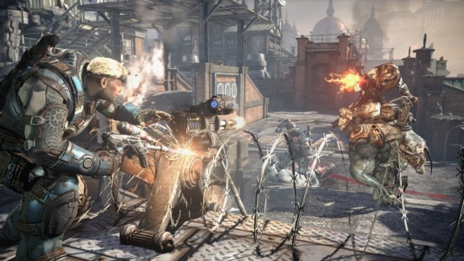 Actionspiel Gears of War – Judgment: Baird © Microsoft