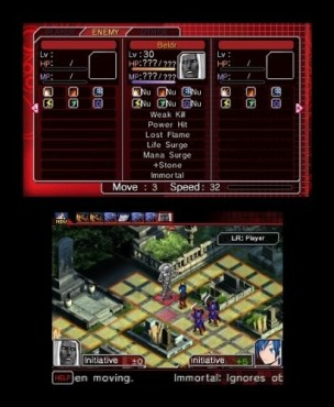 Strategiespiel Shin Megami Tensei: Devil Survivor – Overclocked © Atlus