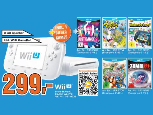 Nintendo Wii U ©Saturn