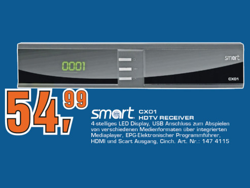 Smart CX01 ©Saturn