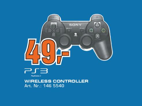 Sony DualShock 3 Controller ©Saturn