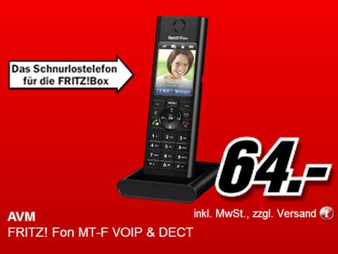 AVM Fritz!Fon MT-F ©Media Markt