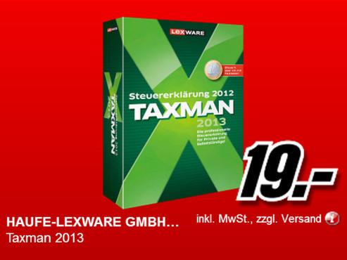 Taxman 2013 ©Media Markt