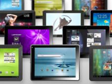 Zehn-Zoll-Tablets ©COMPUTER BILD