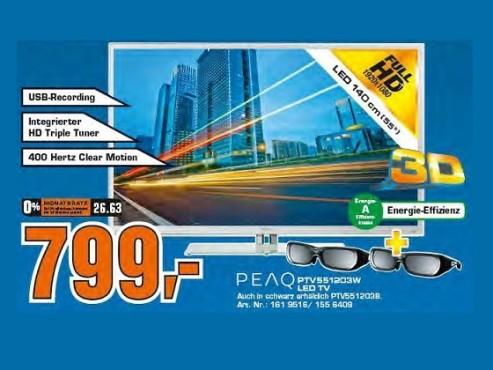Peaq PTV 551203 ©Saturn