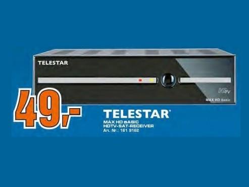 Telestar MAX HD ©Saturn