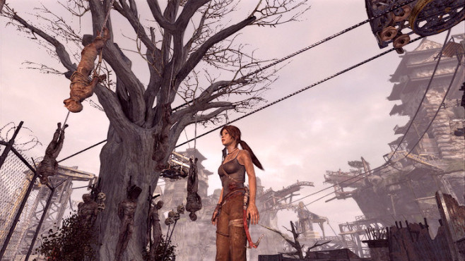 Actionspiel Tomb Raider: Eingang © Square Enix