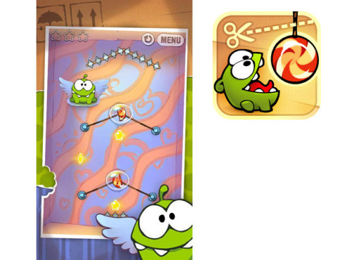 Cut the Rope © Zeptolab