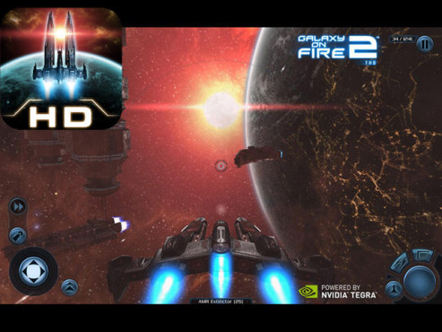 Galaxy on Fire 2 THD © Fishlabs Entertainment GmbH