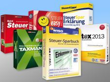 Die besten Steuerspar-Programme 2013 ©COMPUTER BILD