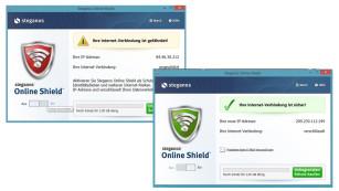 Steagons Online Shield 365 ©COMPUTER BILD