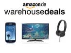 Amazon: Satte 10 Prozent Sofortrabatt auf bereits stark reduzierte B-Ware! Bei Amazon.de erhalten Sie Rückläufer-Ware wie Smartphones oder Headsets zu Tiefstpreisen. ©Amazon
