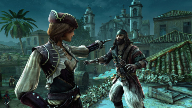 Actionspiel Assassin's Creed 4 – Black Flag: Dreadlocks © Ubisoft