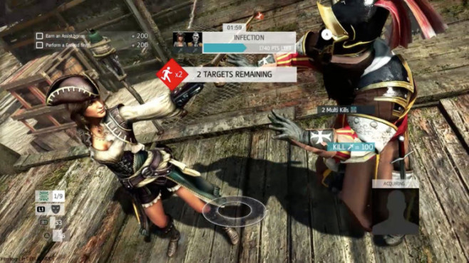 Actionspiel Assassin's Creed 4 – Black Flag: Zeit © Ubisoft
