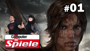Actionspiel Tomb Raider: Let's Play #1 © Square Enix