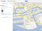 Patentstreit mit Microsoft um Google Maps©Google