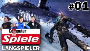 Langspieler: Staffel 3, Folge 1 – Dead Space 3 ©COMPUTER BILD SPIELE, Electronic Arts