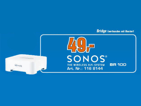 Sonos Bridge © Saturn