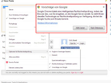 Google Chrome 26 © COMPUTER BILD