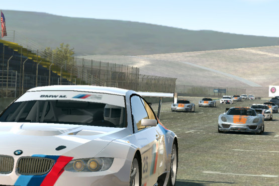 Real Racing 3: BMW GT2 ALMS © Electronic Arts