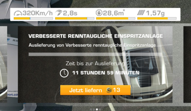 Real Racing 3: Einspritzanlage © Electronic Arts