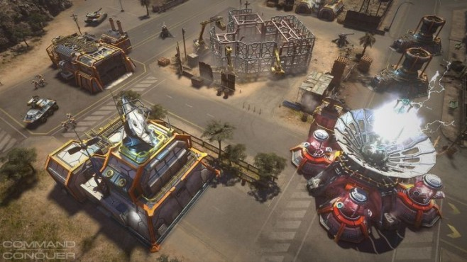 Strategiespiel Command & Conquer: Basis © Electronic Arts