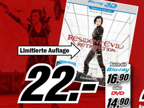 3D-Blu-ray ©Media Markt