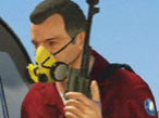 Actionspiel GTA 5: Maske © Take-Two