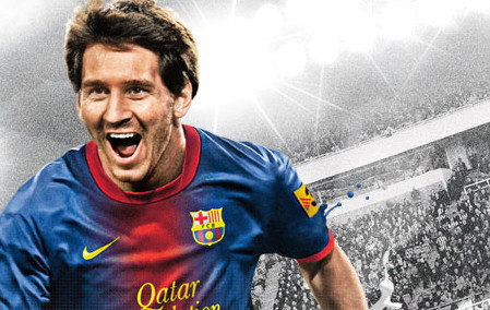 Fifa 13 Messi © Electronic Arts