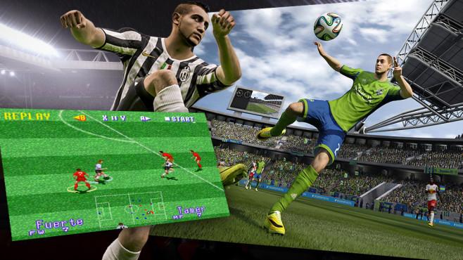 FIFA 15 ©Electronic Arts