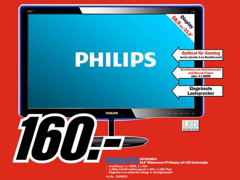Philips 247E3LHSU2 ©COMPUTER BILD
