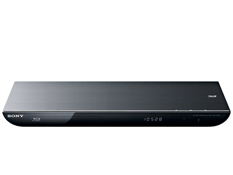 test blu ray player sony bdp s490 audio video foto bild. Black Bedroom Furniture Sets. Home Design Ideas