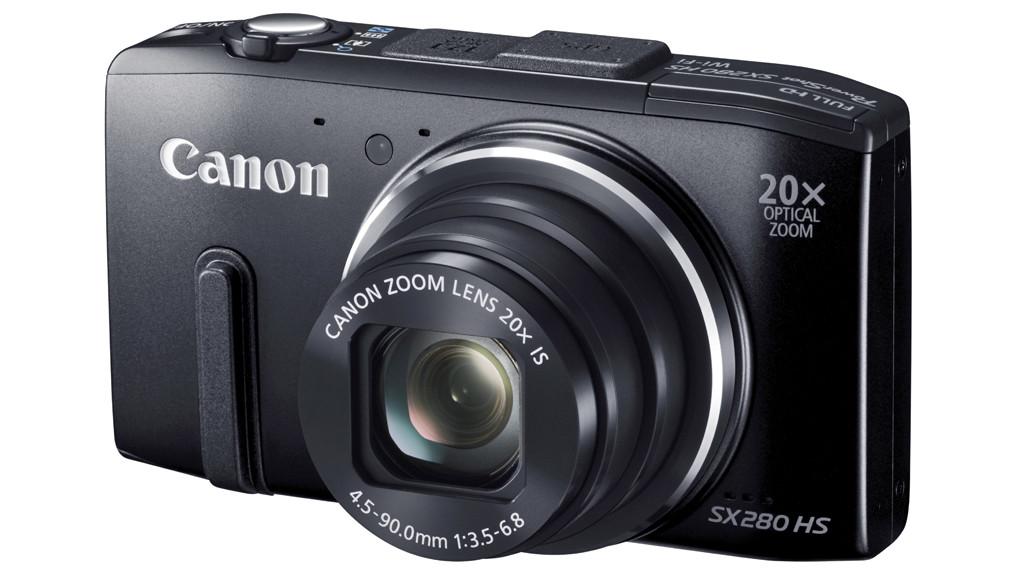 Canon Powershot SX280 HS©Canon