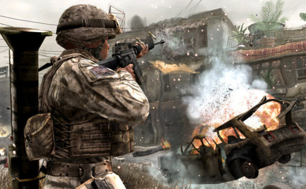 Call of Duty 4 – Modern Warfare © Activision Blizzard