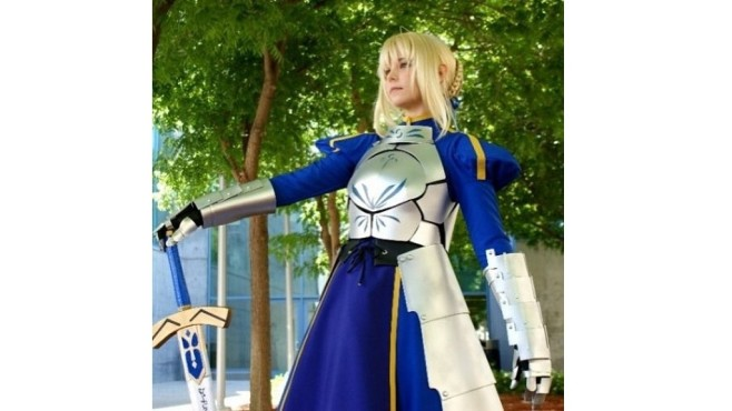 Spieler in Kost�men: Cosplayer sind �berall! © Maridah
