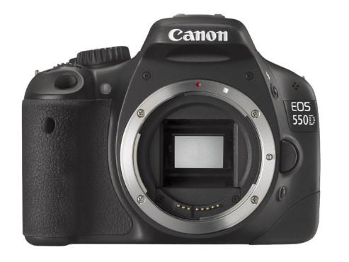 Canon EOS 550D ©Canon