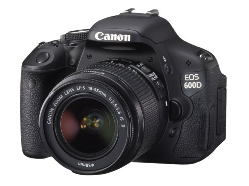 Canon EOS 600D ©Canon