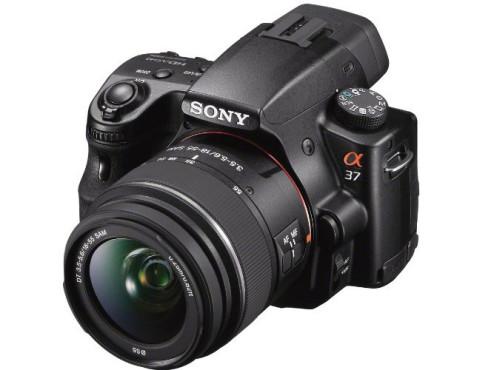 Sony SLT-A37K ©Sony