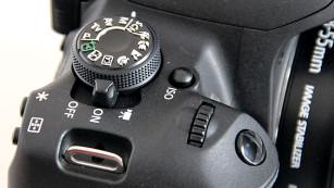 Moduswahlrad Canon EOS 700D ©COMPUTER BILD