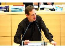 Piraten-Fraktionsvorsitzender Patrick Breyer ©Patrick Breyer